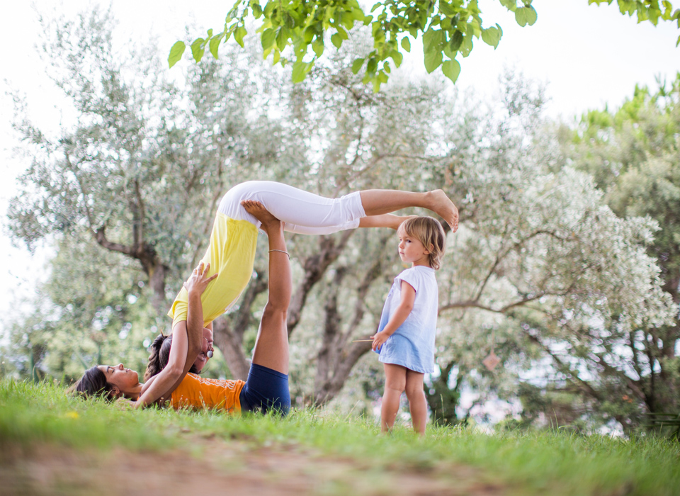 Acroyoga Terapèutic